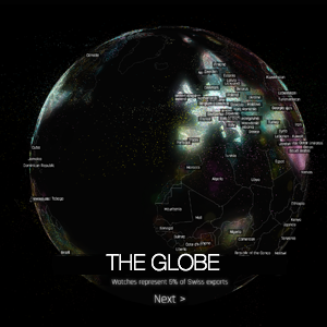 The Globe of Economic Complexity: Visualize $15 Trillion of World Exports